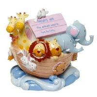 Noah's Ark Character Childrens / Baby Money Box